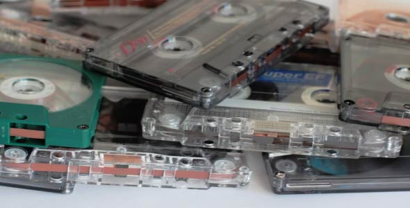 Cassette Slow Tracking