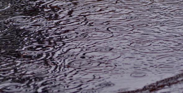 VideoHive Raindrops 9696244