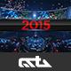 Scifi New Year Countdown