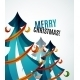 Geometric Christmas Tree - GraphicRiver Item for Sale