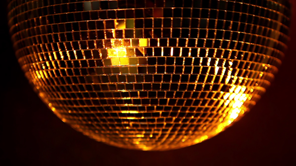 VideoHive Funky Discoball Spinning 9697068