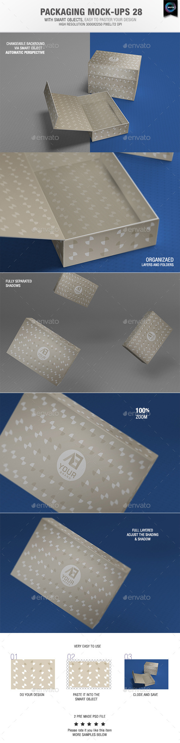 GraphicRiver Packaging Mock-ups 28 9697069