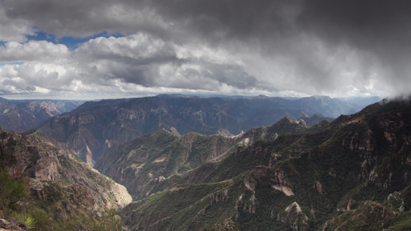 VideoHive Copper Canyon Chihuahua Mexco Sierra Madre 9697082