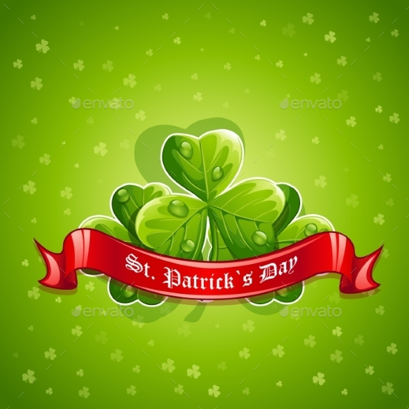 GraphicRiver St Patricks Day 9697215