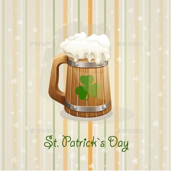GraphicRiver St Patricks Day 9697219