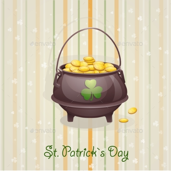 GraphicRiver St Patricks Day 9697222