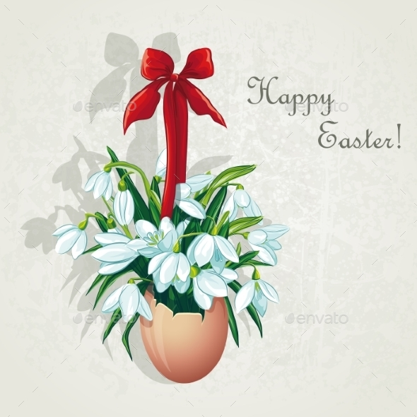 GraphicRiver Easter 9697321