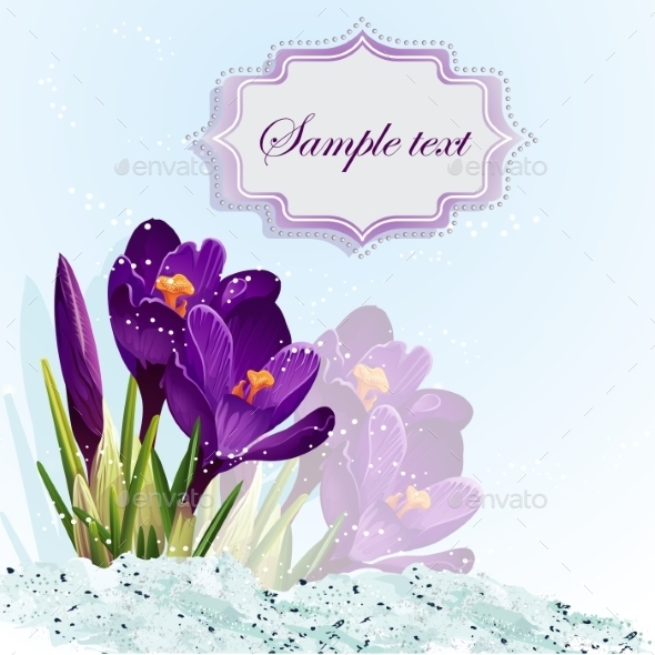 GraphicRiver Flower Background 9697363
