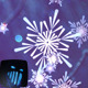 Snowflakes Overlays and Backgrounds - VideoHive Item for Sale