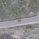 Above a Car in Mountainous Landscape 2 - VideoHive Item for Sale