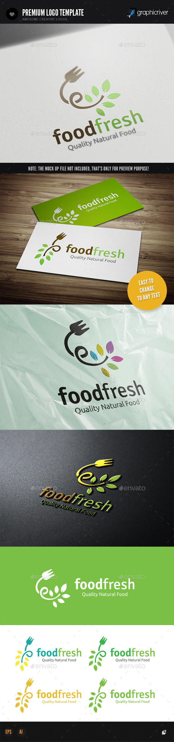 GraphicRiver Food Fresh 9697820