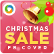 Christmas Sale Facebook Cover - GraphicRiver Item for Sale