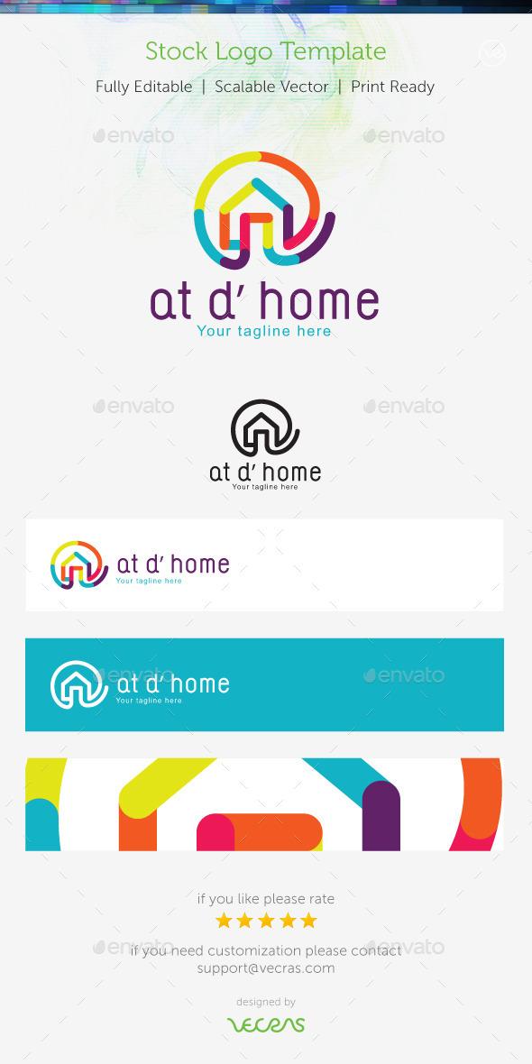 GraphicRiver Home Logo 9698919