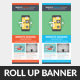 Website Design Agency Roll Up Banners - GraphicRiver Item for Sale