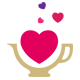 Tea Love Logo - GraphicRiver Item for Sale