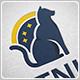 Cat Nite Logo - GraphicRiver Item for Sale