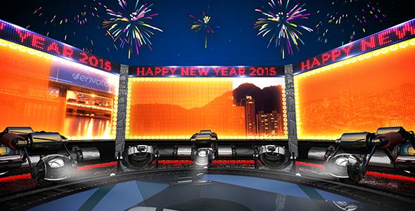 New Year Countdown V2