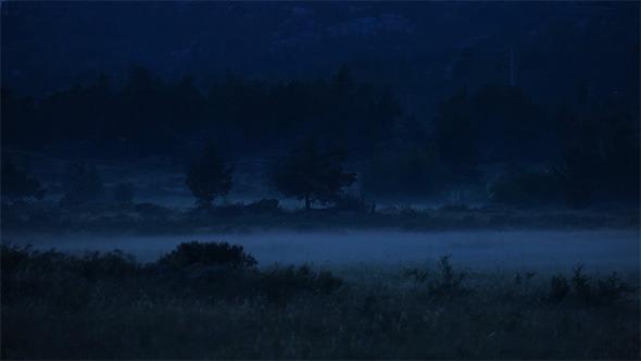 VideoHive Night Fog 9700011