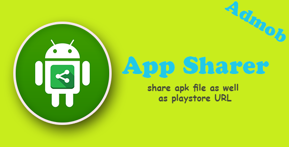 CodeCanyon App Sharer 9700013