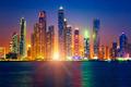 Dubai sunrise - PhotoDune Item for Sale