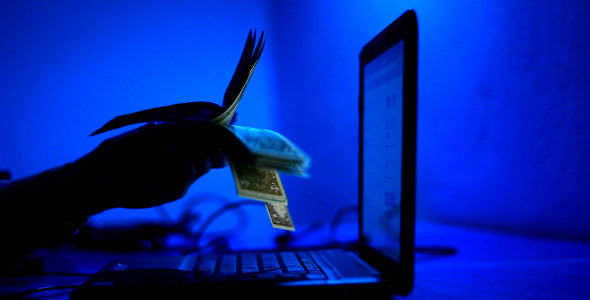 VideoHive Money from the Internet 9701983