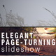 Elegant Page-Turning Slideshow - VideoHive Item for Sale