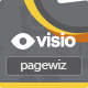 Visio - Pagewiz Landing Page Template - ThemeForest Item for Sale