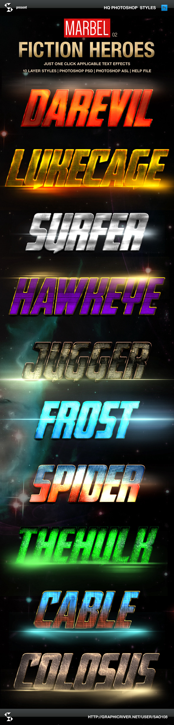GraphicRiver Blockbuster Heroes Style Text Effects 02 9702462