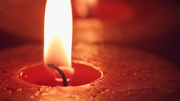 VideoHive Candle 9702618