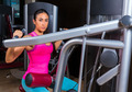 Lat Lateral dorsal pulldown machine upper back - PhotoDune Item for Sale