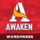 Awaken - Charity / Nonprofit / Fundraising Theme - Nonprofit WordPress