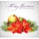 Greeting Card with Christmas and New Year Tree  - GraphicRiver Item for Sale