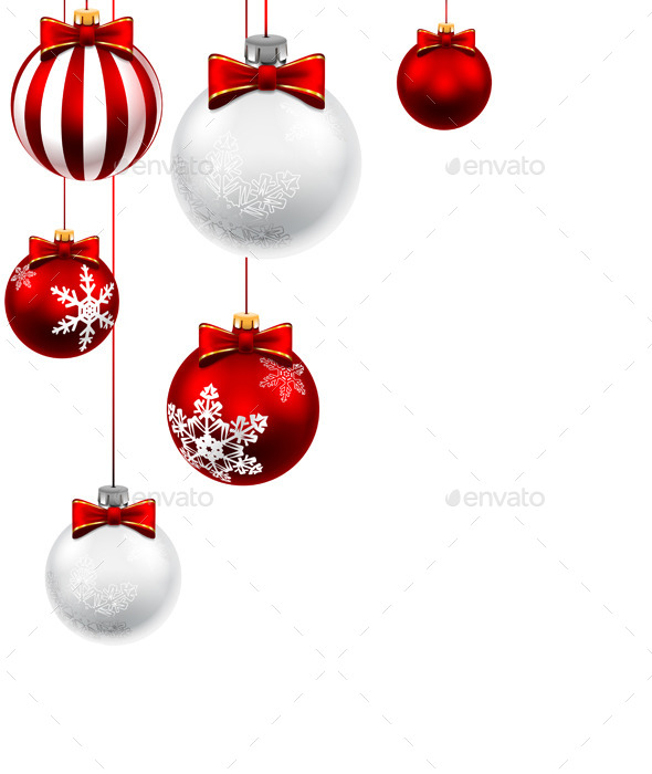 GraphicRiver Christmas Background 9702994