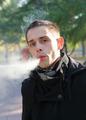 Man smoking outdoor - PhotoDune Item for Sale
