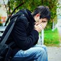 Sad Teenager - PhotoDune Item for Sale