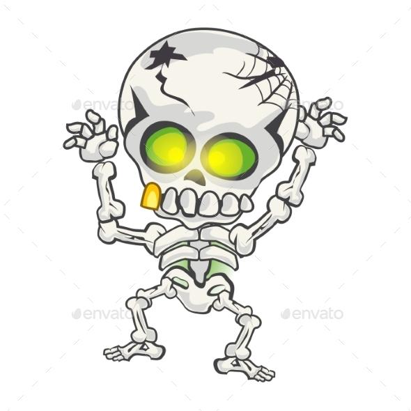 GraphicRiver Skeleton 9703209