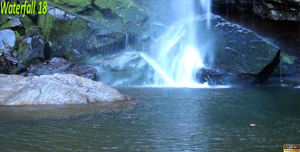 VideoHive Waterfall 18 9703229
