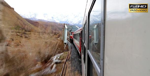 VideoHive Train 9703238