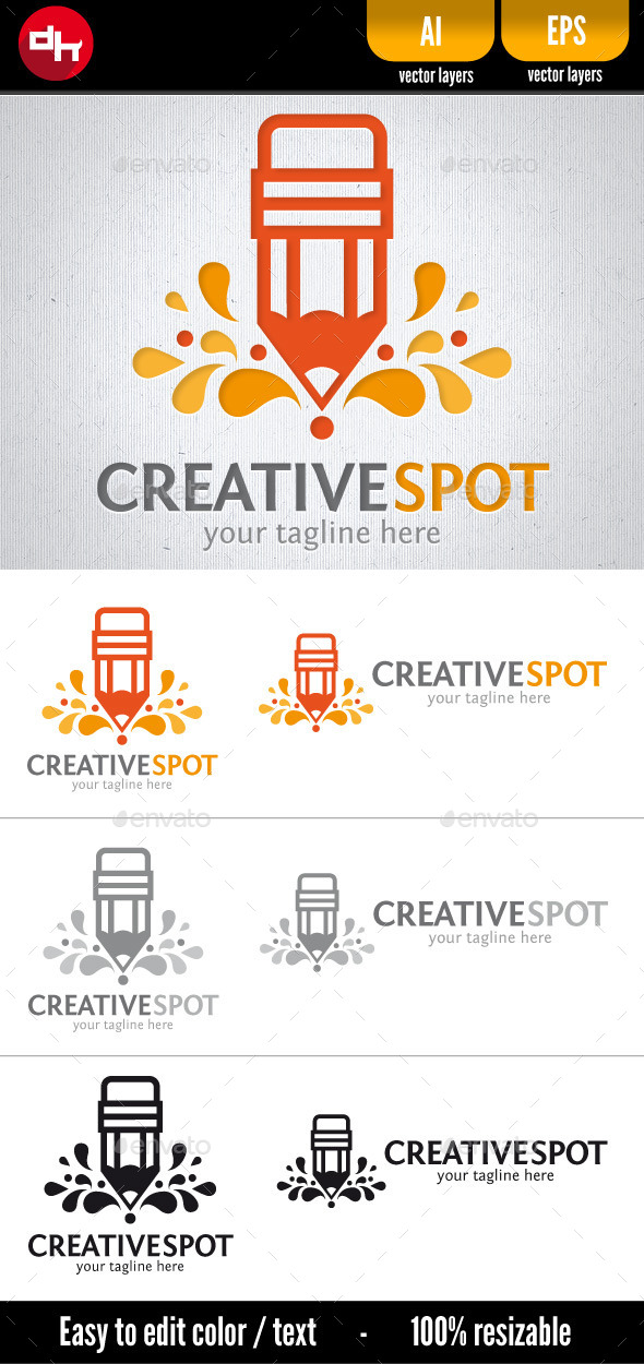 GraphicRiver Creative Spot 9703330