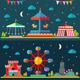 Amusement Park - GraphicRiver Item for Sale