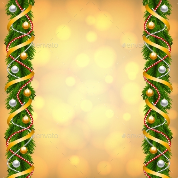 GraphicRiver Fir-Tree Decoration 9704231