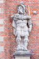 Knight statue in Gdansk, Poland. - PhotoDune Item for Sale