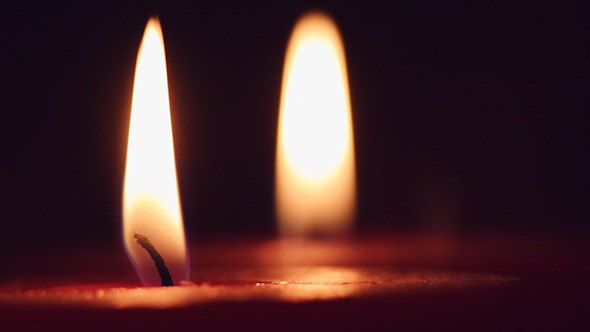 VideoHive Two Candles 9704292