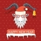 Happy New Year 2015 Goat - GraphicRiver Item for Sale