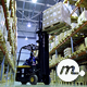 Modern Warehouse with Forklift Trucks - VideoHive Item for Sale