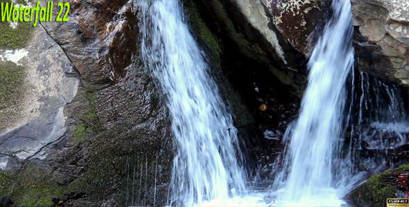 VideoHive Waterfall 22 9705221