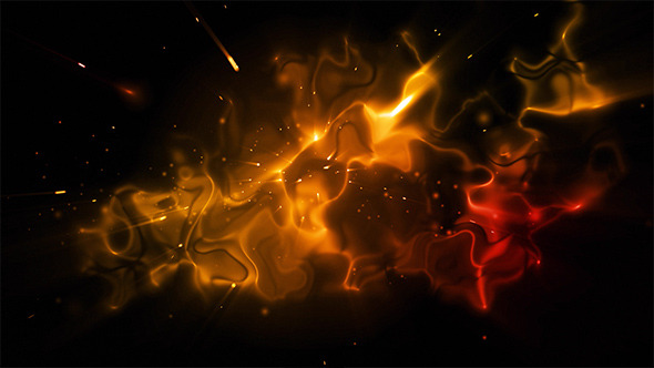 VideoHive Abstract Plasm 9705346