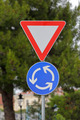 Roundabout sign - PhotoDune Item for Sale