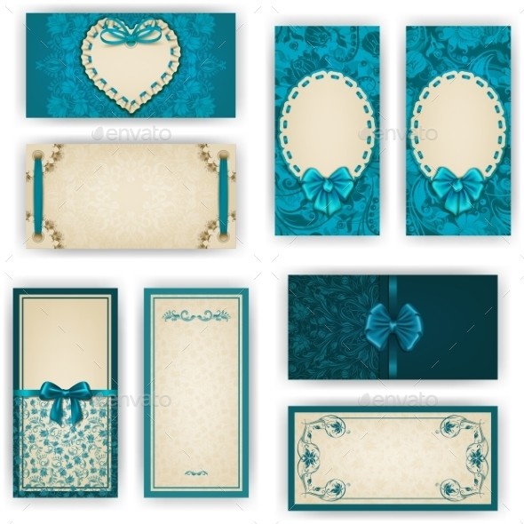 GraphicRiver Elegant Template for Luxury Invitation Card 9705733