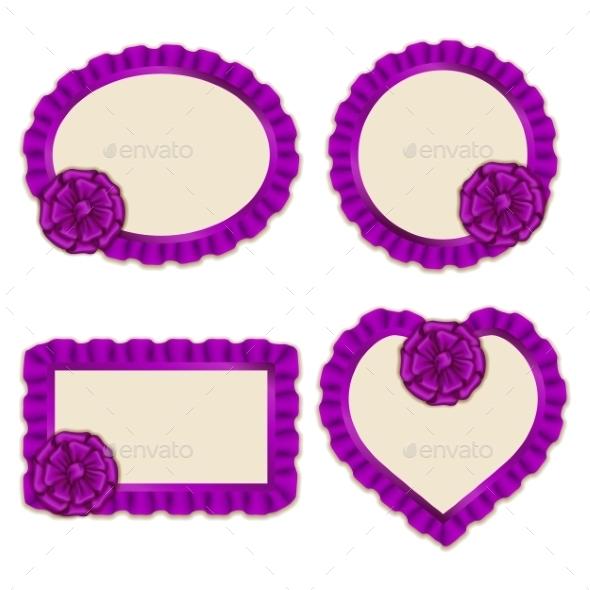 GraphicRiver Set of Frames 9705735